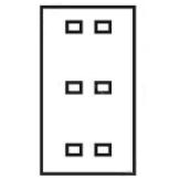 icones cloisons de bureau