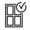 icone fenêtre securisée