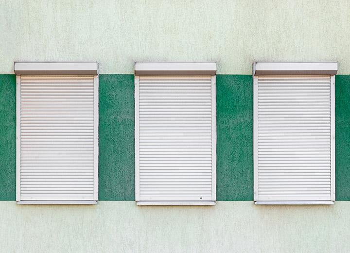 volets roulants fenêtres