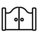 icone porte de garage