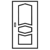 icone porte d'entrée