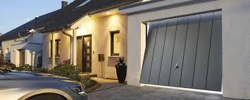 portes de garage battante